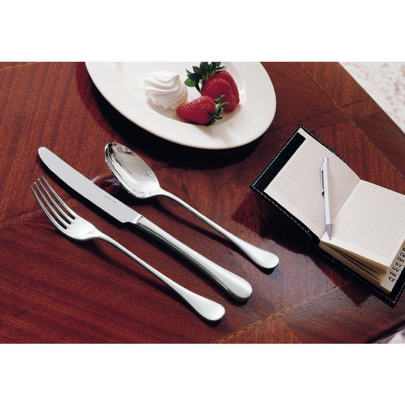 Coltello tavola, monoblocco - Queen Anne