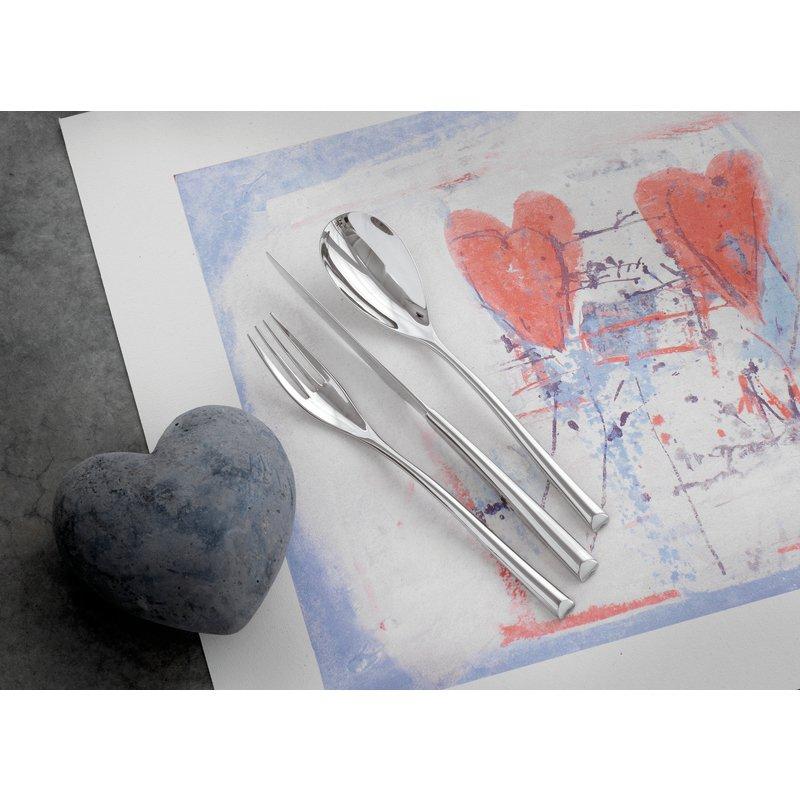 Coltello tavola, monoblocco - H-Art