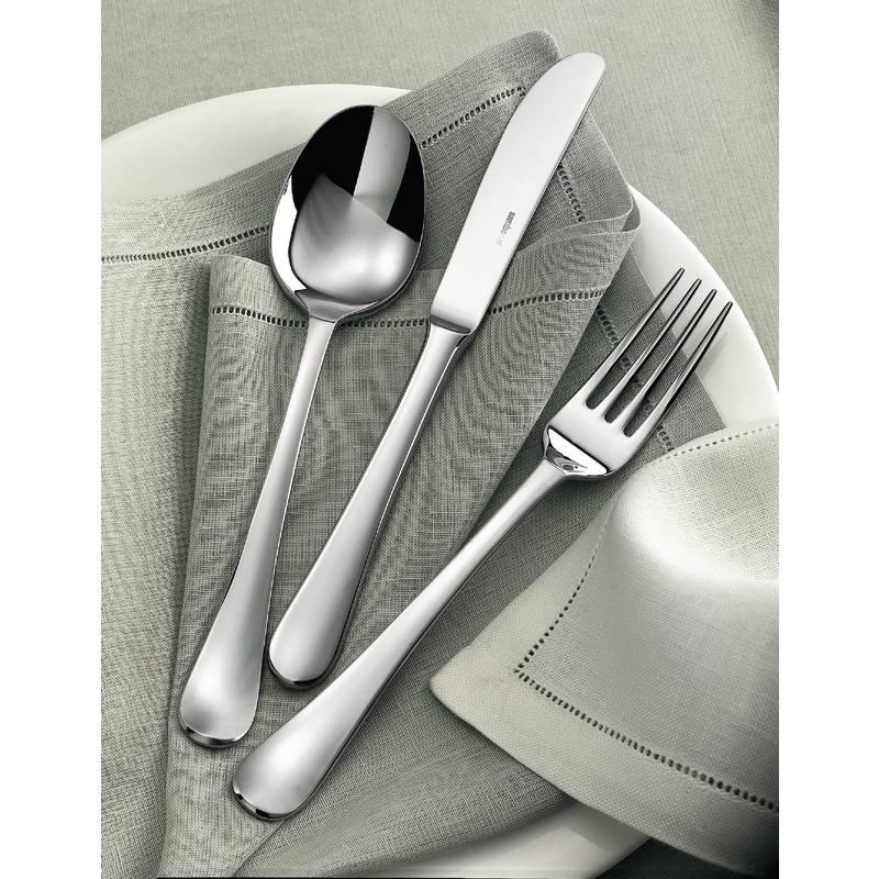 Coltello tavola, manico cavo orfèvre - Symbol