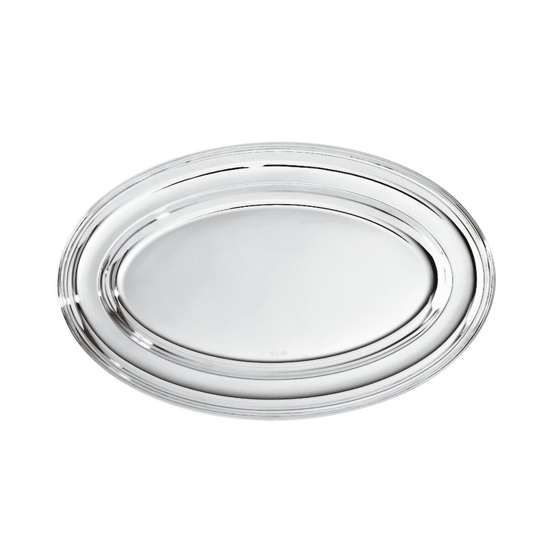Piatto ovale - Contour