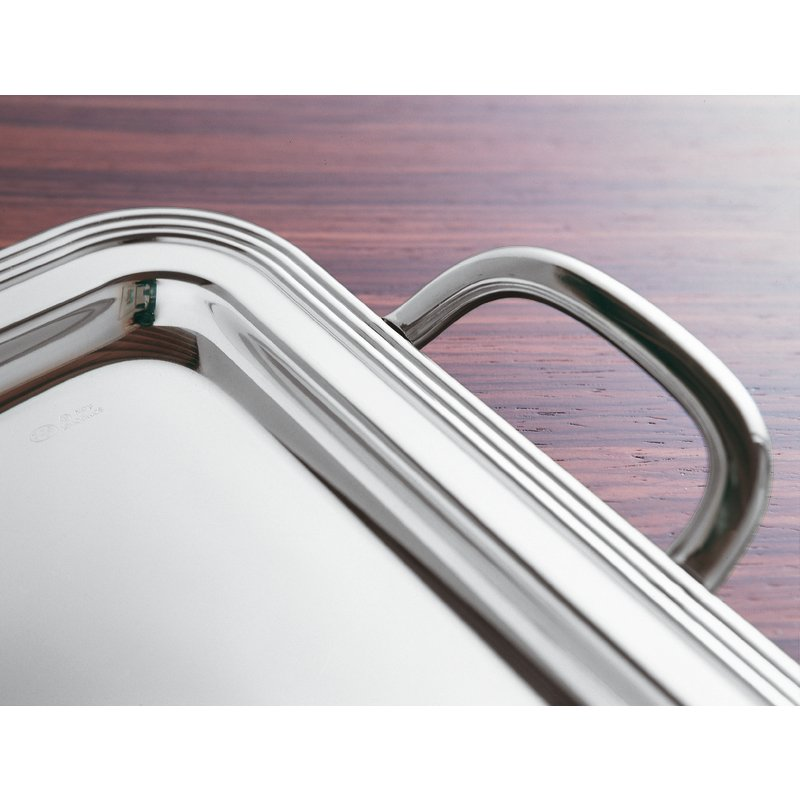 Rectangular tray with handles - Avenue