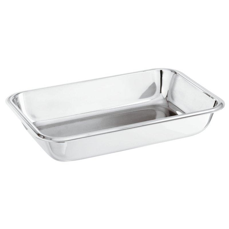 Vegetable dish escoffier 1 compartments - Elite