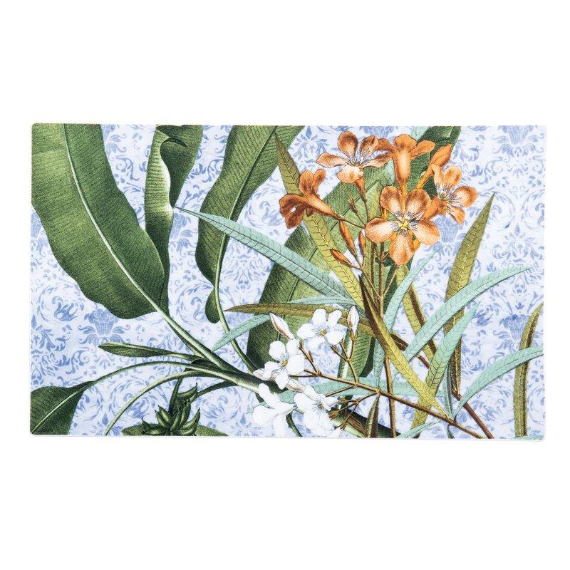 Placca rettangolare - Florilegium for Kyma