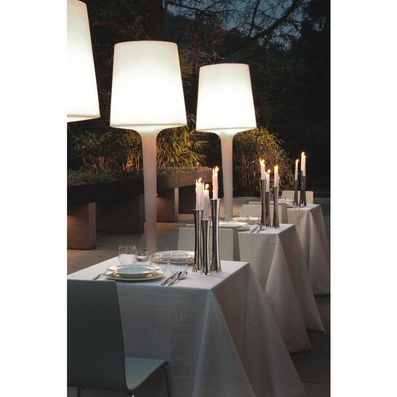 Candelabra 4 lights - Bamboo