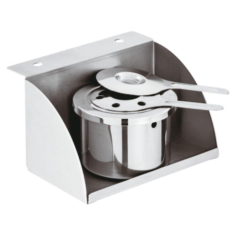 Solid alcohol heating holder kit - Hotel & Restaurant items