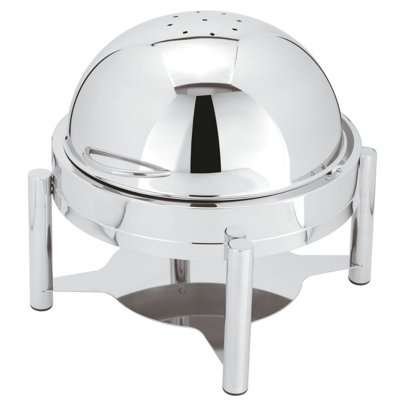 Chafing dish round electric - Asia 2000