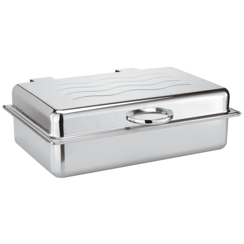 Chafing dish rectangular - Atlantic Buffet System