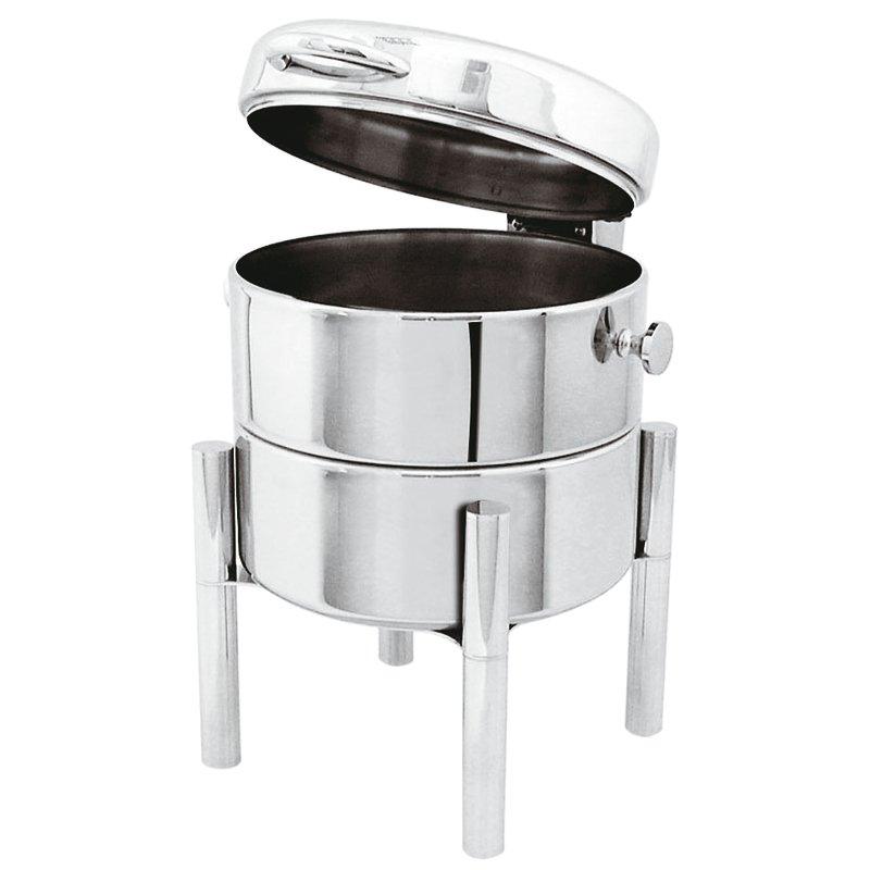 Petite marmite solid alcohol heating - Atlantic Buffet System