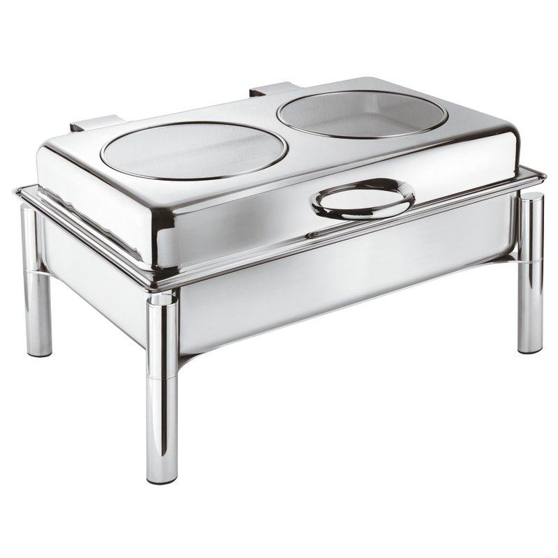 Chafing dish rectangular electric - Atlantic Buffet System