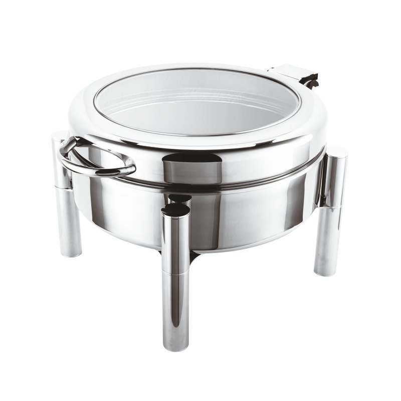 Chafing dish round electric | Sambonet | Hotel ...