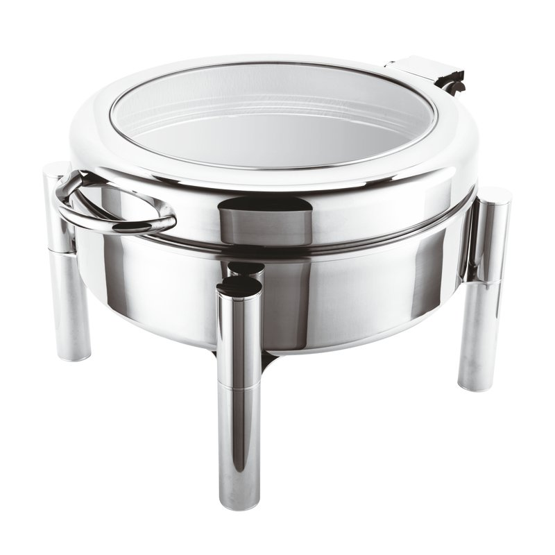 Chafing dish round electric - Atlantic Buffet System