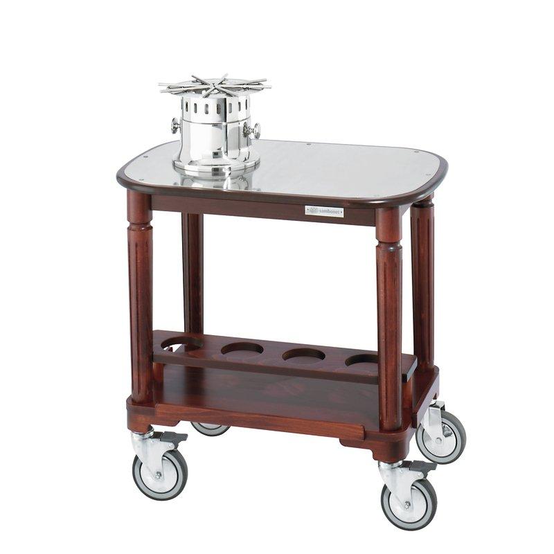 Mini flambé trolley - Versailles