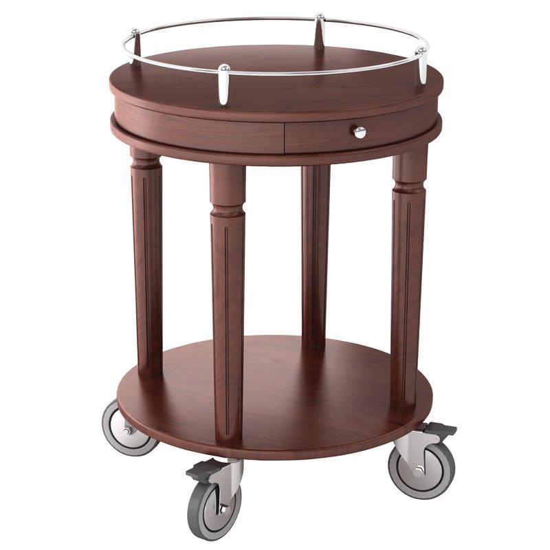 Round trolley - Versailles
