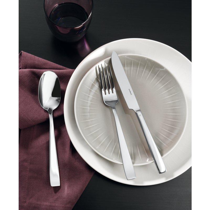 Coltello tavola, monoblocco - Flat