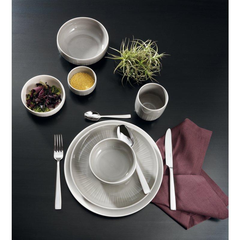 Coltello tavola, monoblocco UNI - Flat