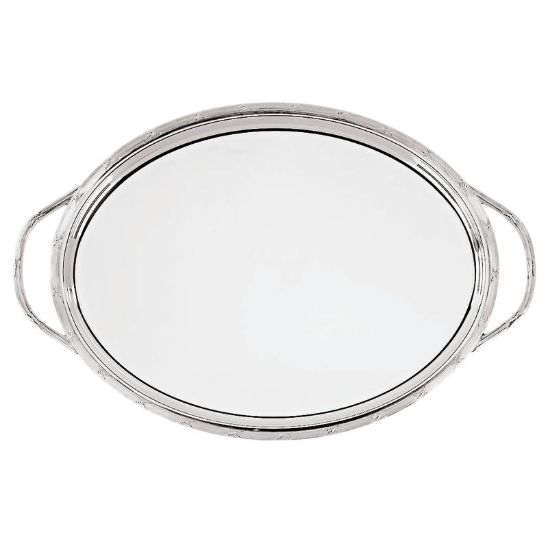 Oval tray with handles - Prestige
