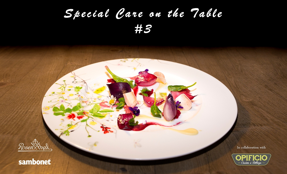 Special care on the table #3