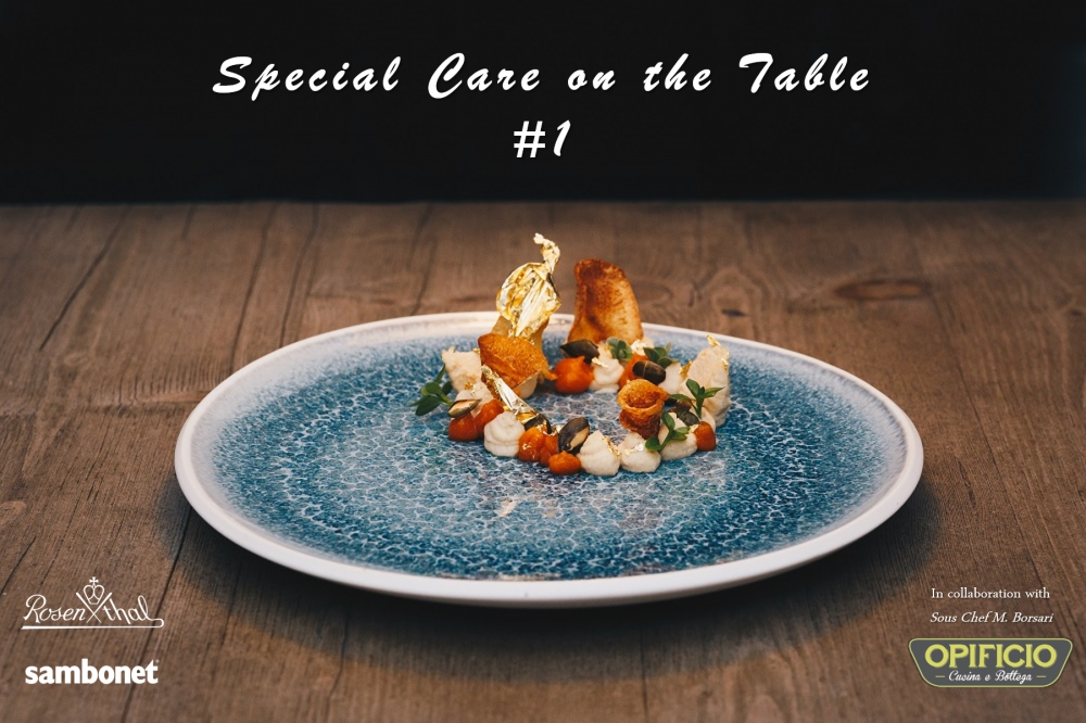 Special Care on the Table - #1