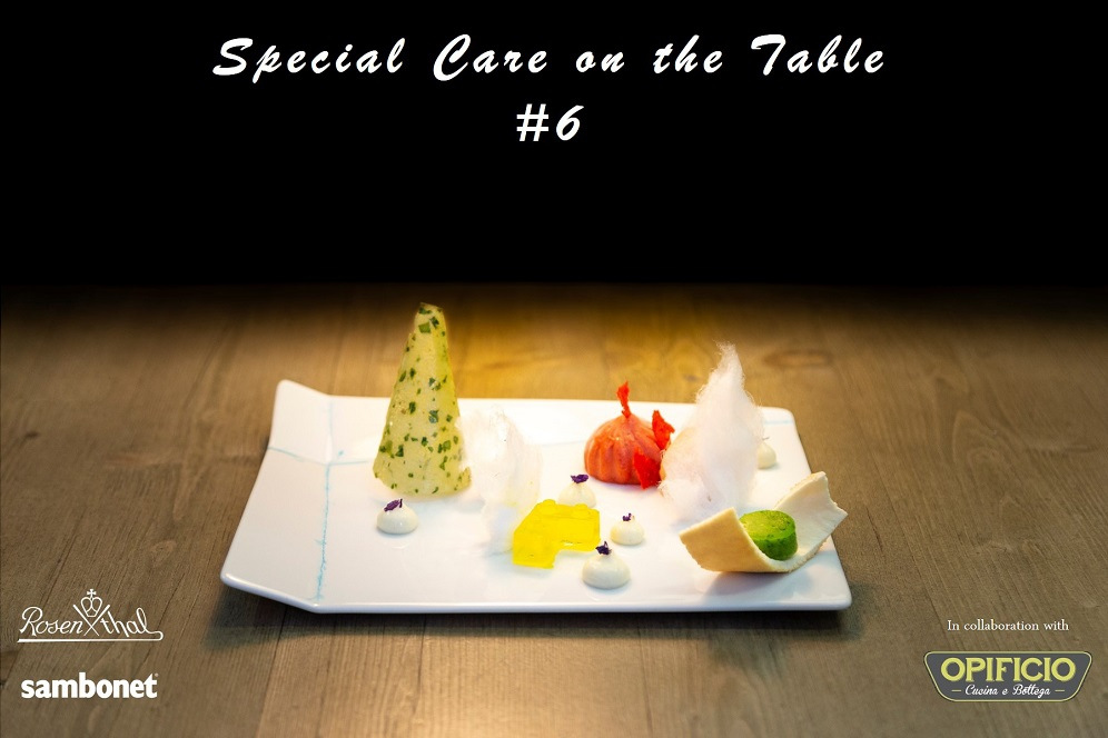 Special care on the table #6