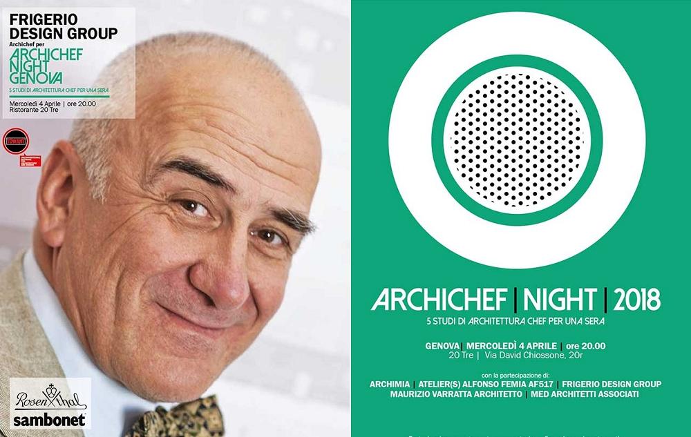 ARCHICHEF NIGHT Genoa