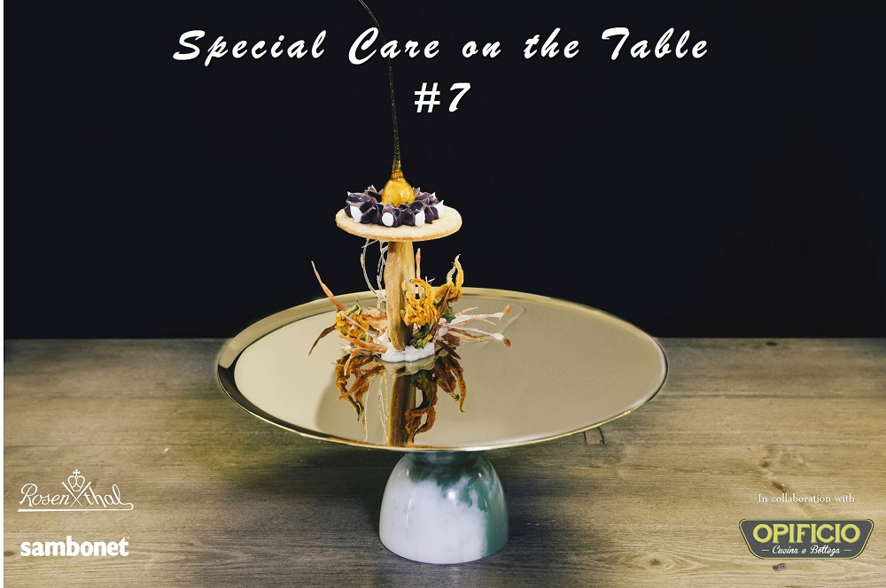 Special care on the table #7