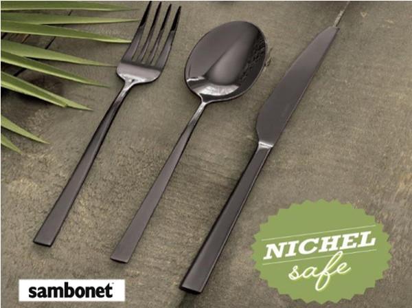 PVD Nickel Safe by Sambonet