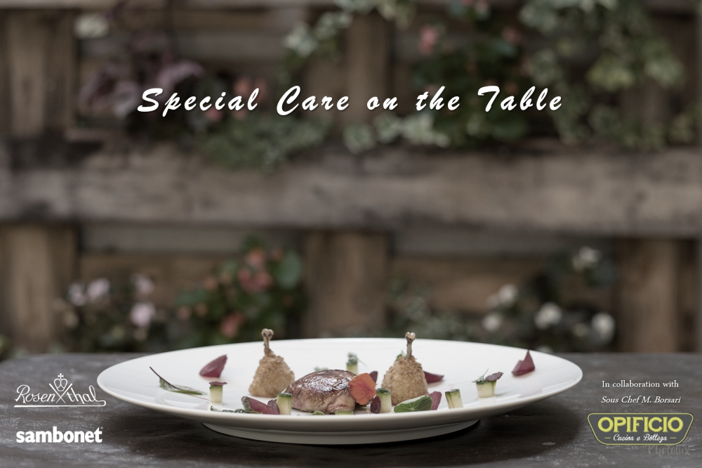 Special Care on the Table