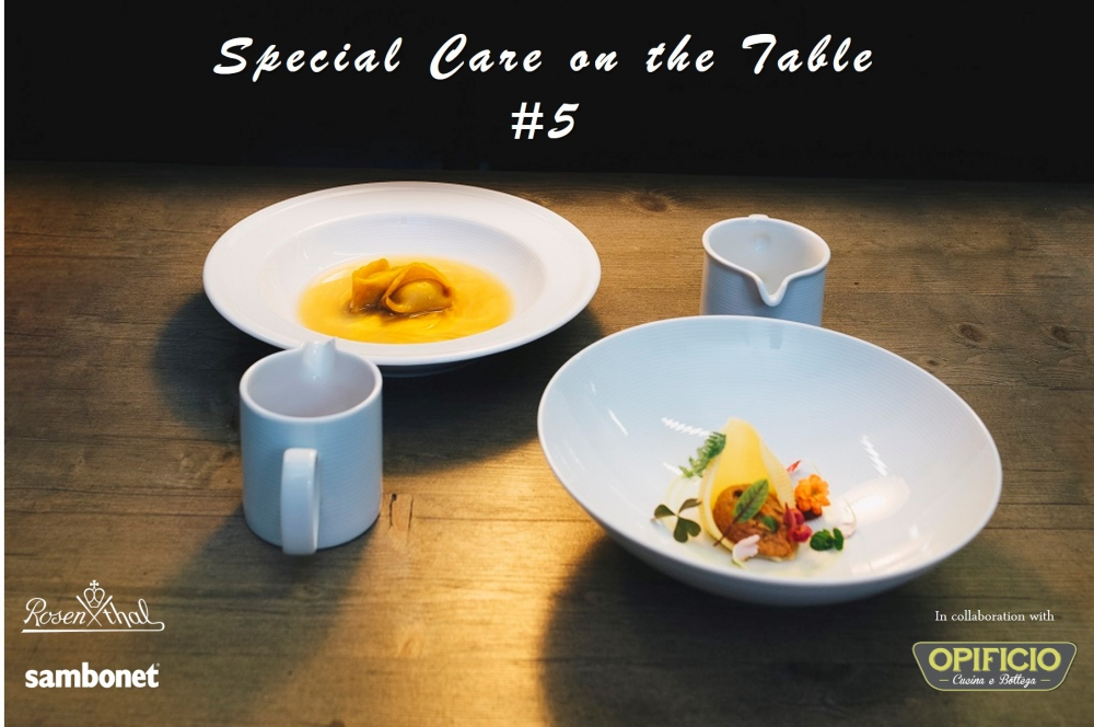 Special care on the table #5