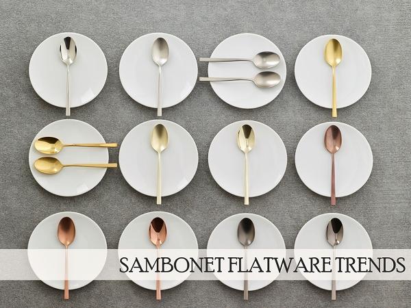 Sambonet Flatware Trends