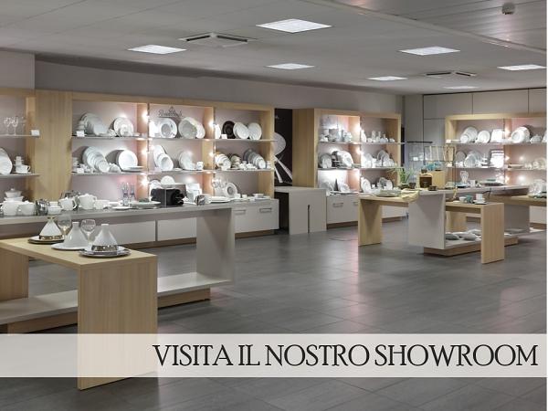 Showroom - prenota la tua visita guidata